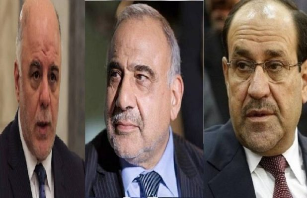 Abadi reveals the decision to arrest Maliki and calls for Abdul Mahdi to implement it 20181212_091643-672-618x400